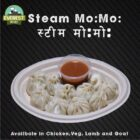 Steam MoMo